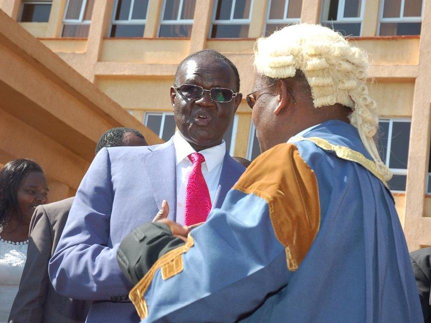 Pick Kiraitu as your 2022 running mate, MP Dawood tells Ruto