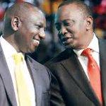 Is President Uhuru Kenyatta and Dp William Ruto's relationship as the docks?