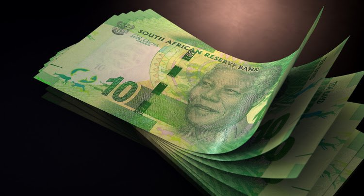 Rand wobbly as ANC decides new leadership