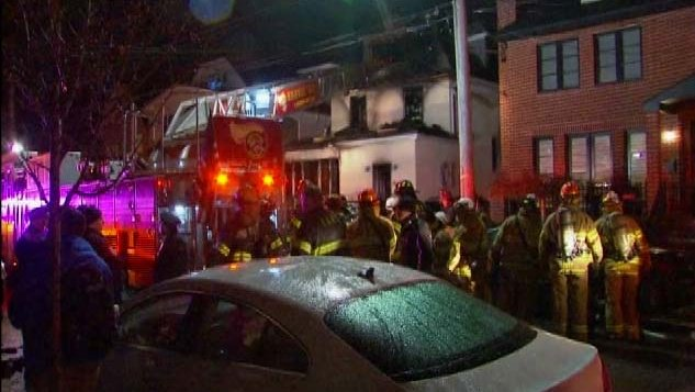 At least 4 dead in fast-moving house fire in Brooklyn