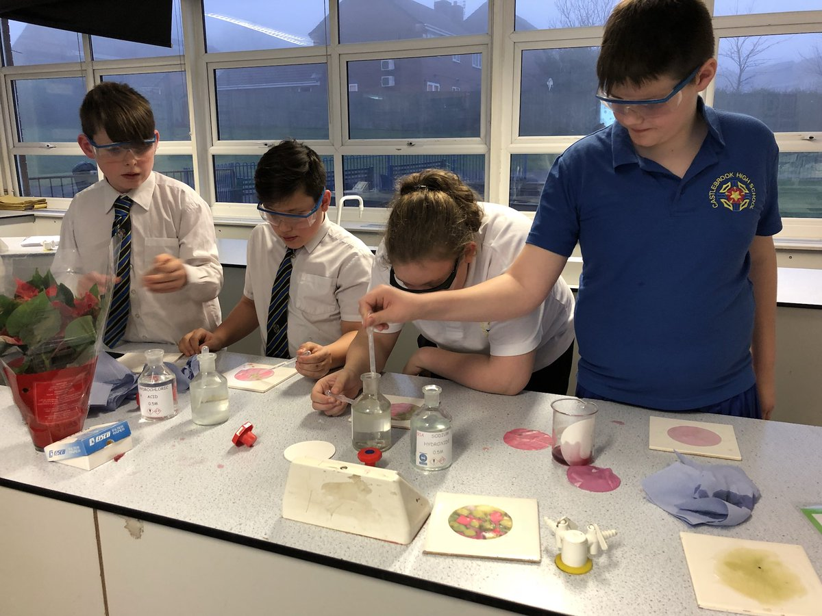 test Twitter Media - Christmas Science club was a success! Learners made poinsettia indicator baubles, had a race to make the most snow and enjoyed Christmas tree slime! https://t.co/Qb6sGhOi9f