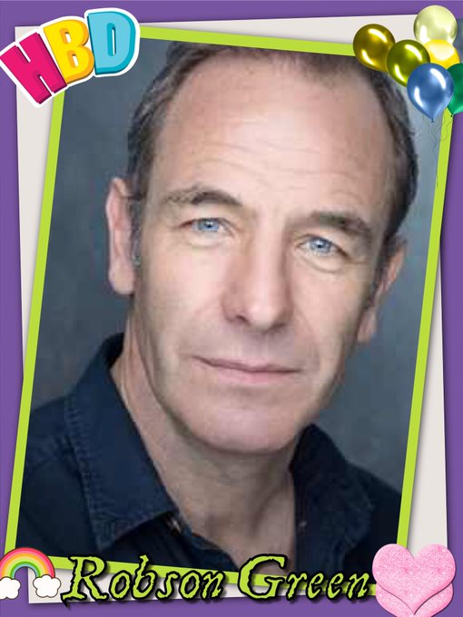 Happy Birthday Robson Green, Emily Atack, Angie Stone, Keith Richards & Katie Holmes