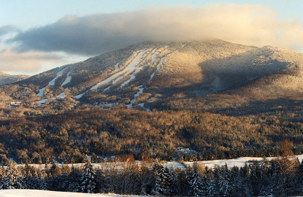 Man dies in utility vehicle rollover crash at Vermont ski resort