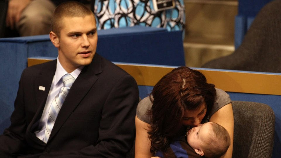 Sarah Palin's son Track has been arrested for domestic abuse again