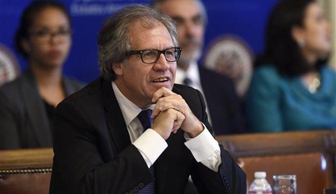 Almagro pide nuevas elecciones en Honduras