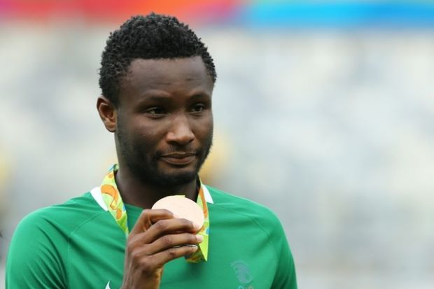 Mikel plans to stay in China despite Everton transfer rumours