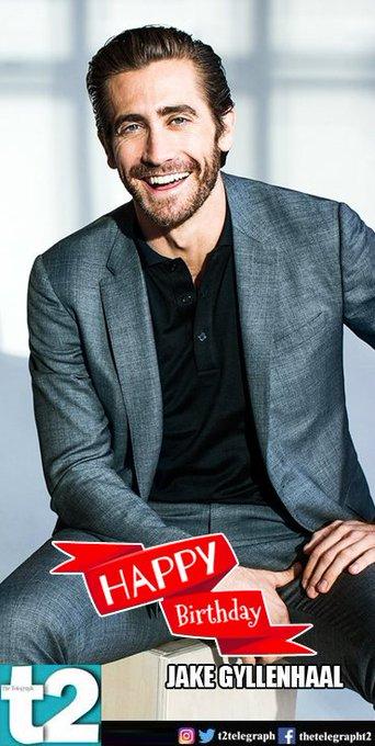 T2 wishes a very happy birthday to Donnie Darko aka Jake Gyllenhaal!