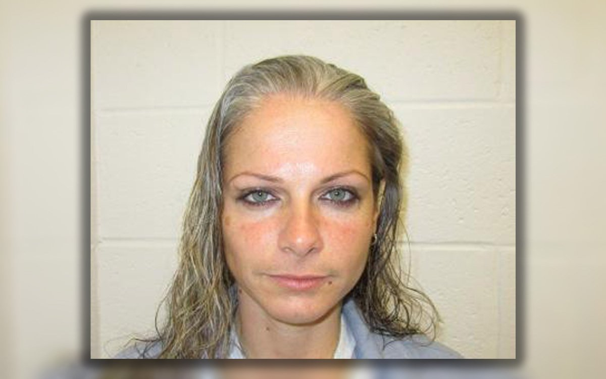 Oklahoma woman recently released from prison accused of trying to drop off contraband