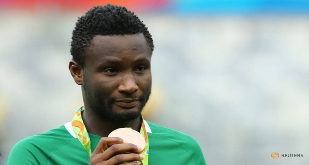 Football: Mikel plans to stay in China despite Everton transfer rumours