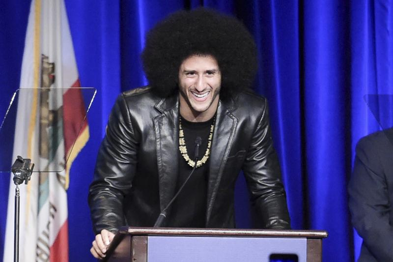 Colin Kaepernick says he wants to join Diddy in owning Carolina Panthers https://t.co/0m8JKQh16S https://t.co/rAo2kyAoxi