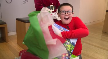 Microsoft surprises boy who gave up Xbox to donate blankets to those in need