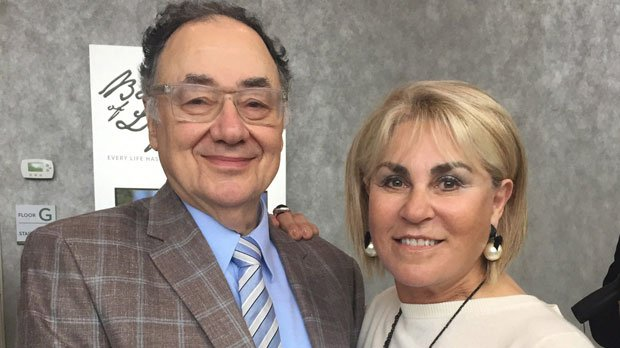 Jewish community mourns death of Barry and Honey Sherman