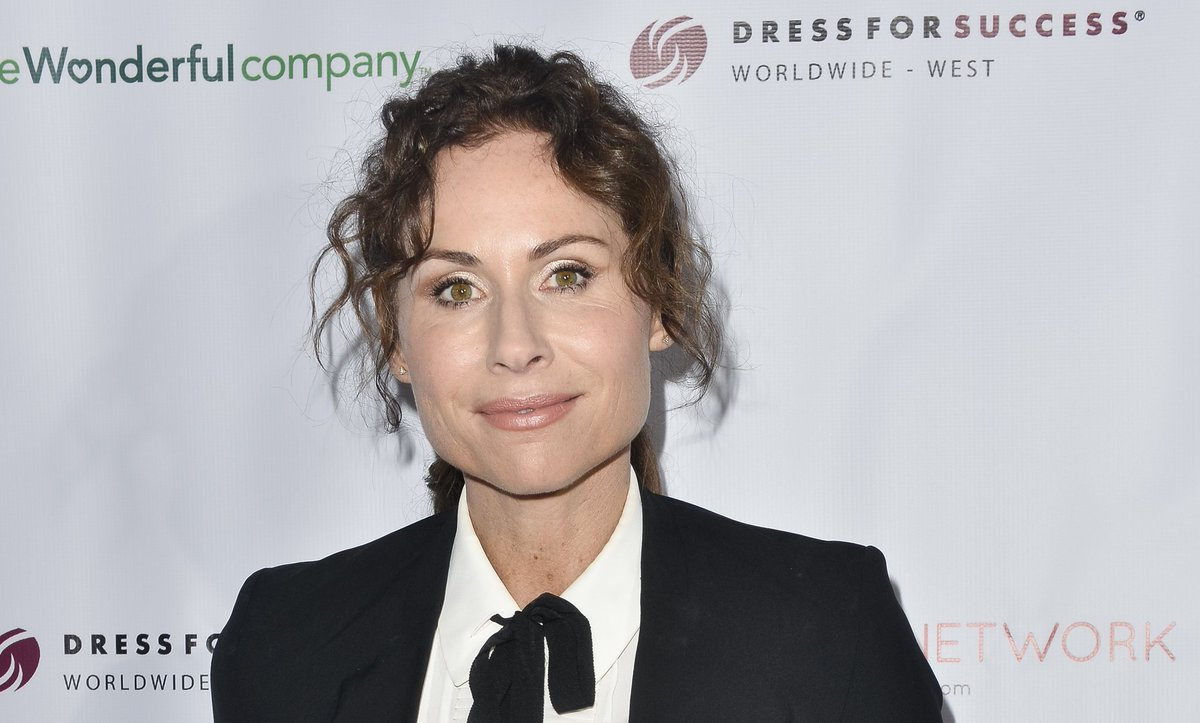 Minnie Driver says Harvey Weinstein thought she wasn't hot enough for 'Good Will Hunting'
