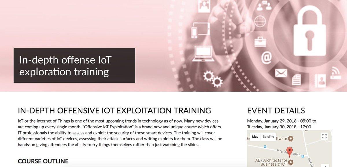 Exploitation training