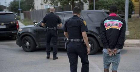 215 arrested in San Antonio-area gang violence reduction initiative