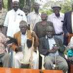 Luo elders recognise Uhuru as President, say they're no rebels
