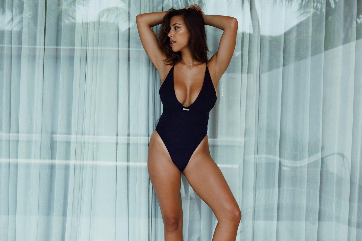 RT @ABikiniADay: Bikini of the Day! Dev in a navy, statement one piece by @zingiber_ ???? ???? https://t.co/A7PwRPlvHW https://t.co/vdQB2iaaqg