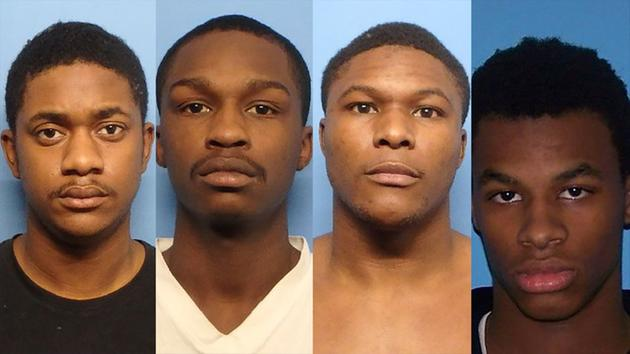 3 charged in Waukegan Walmart parking lot murder, arrest warrant issued for 4th suspect