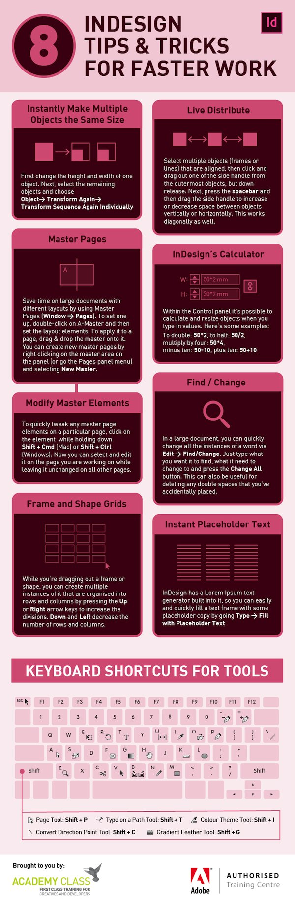 Power through your @InDesign projects with these time-saving tips. https://t.co/ahskgegKDQ
