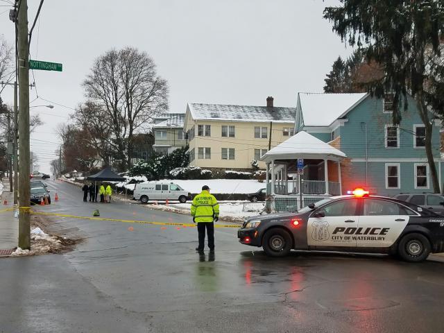 Police ID suspect in fatal Waterburycrash