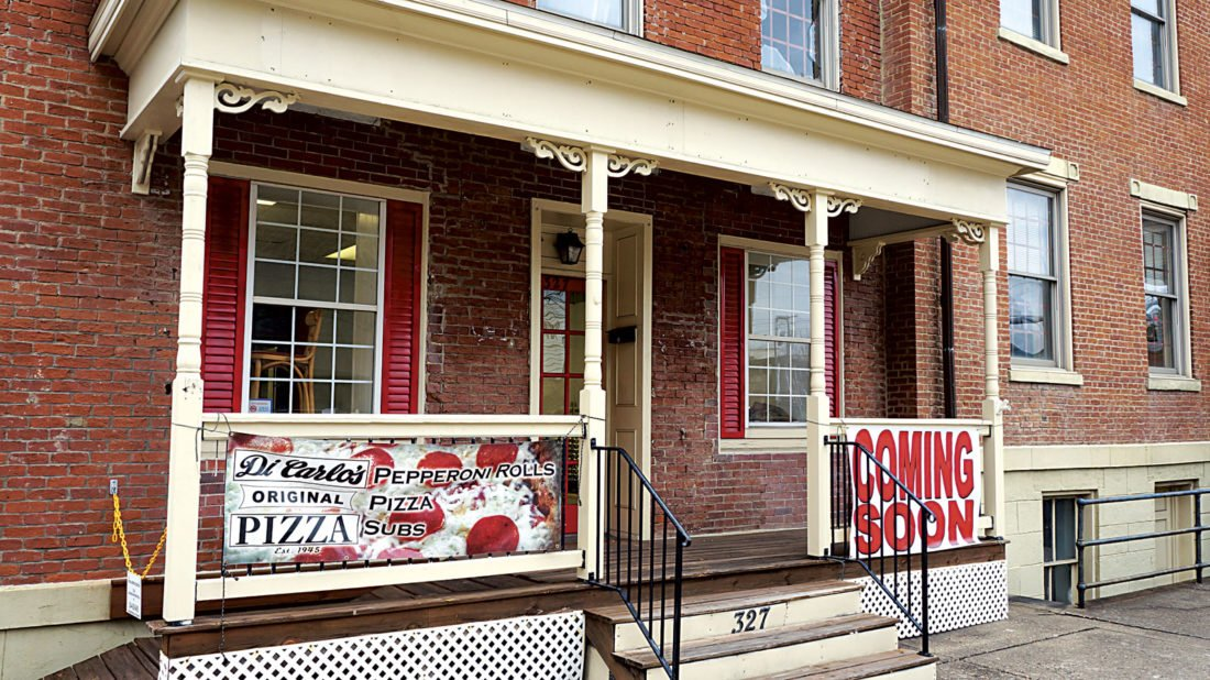 DiCarlo's Pizza to open new location in downtown Parkersburg | News, Sports, Jobs - News and Sentinel