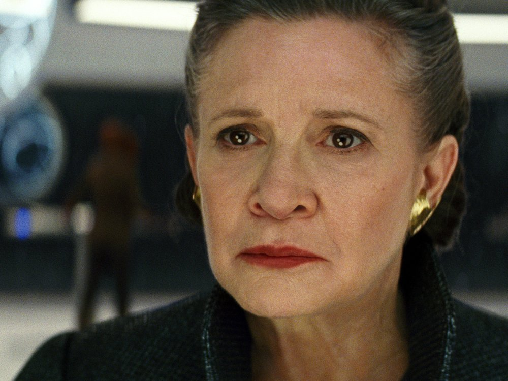 SPOILER ALERT: How does The Last Jedi say goodbye to Carrie Fisher?