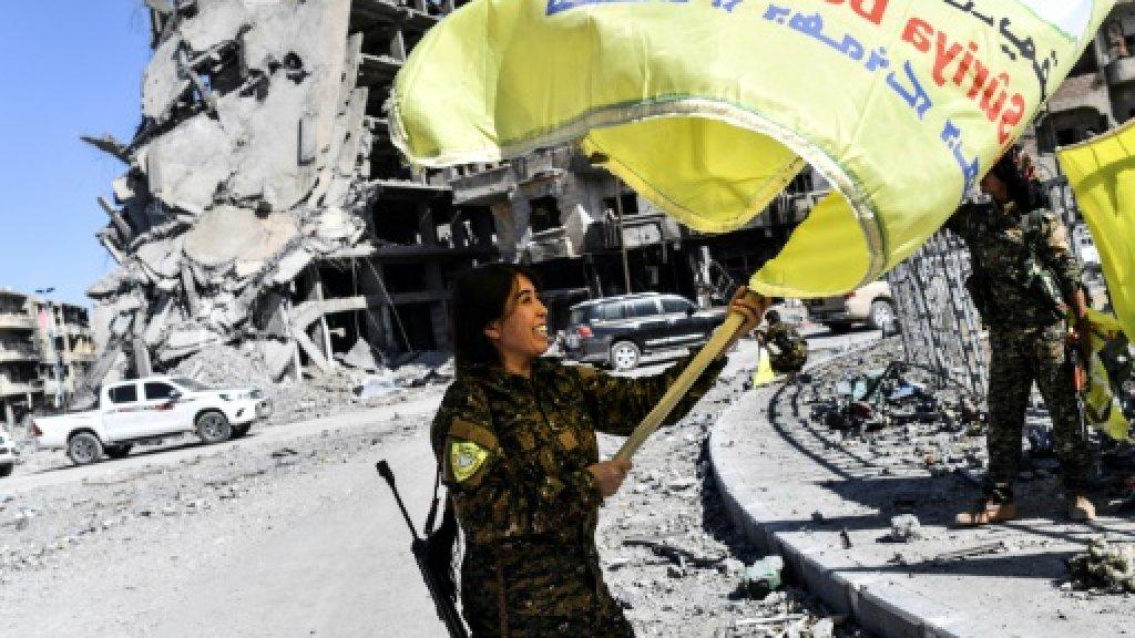 Syria's Assad calls US-backed Kurdish fighters 'traitors'
