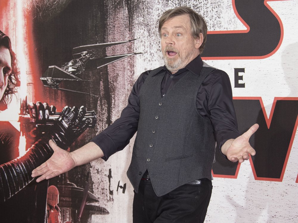 Mark Hamill got into a Twitter feud over neutrality with Ted Cruz of all people