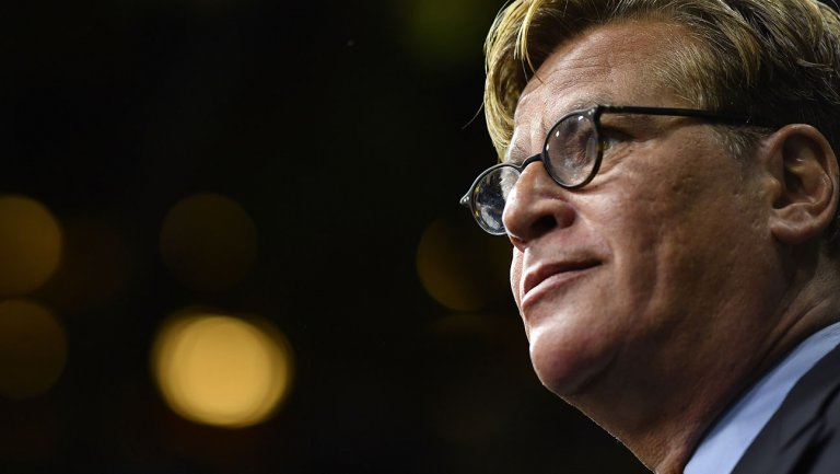 'Awards Chatter' podcast — Aaron Sorkin (@Mollys_Game)