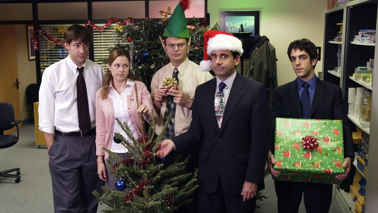 TheOffice Revival in the Works at NBC