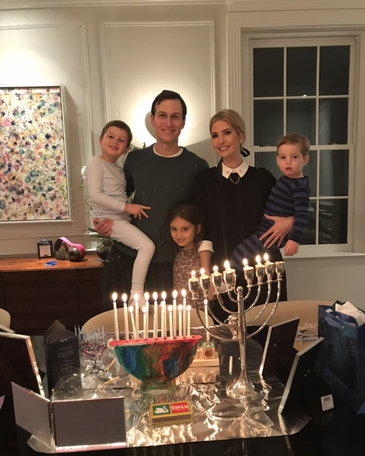 The 7th night of Chanukah! https://t.co/QJdXj1SJGF