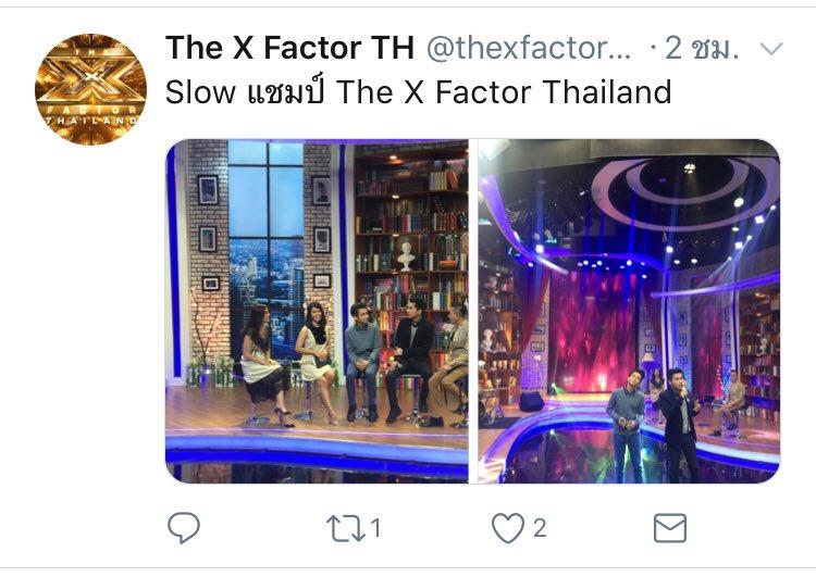 #TheXFactorThailand