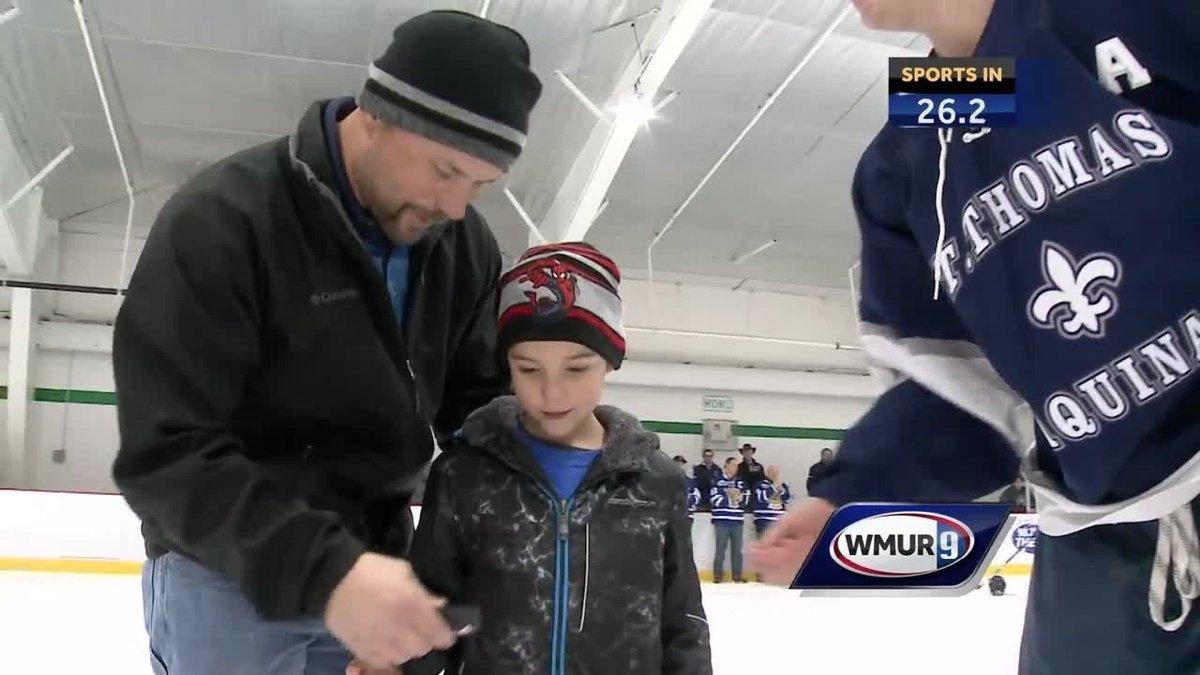 St Thomas hockey hosts CHaD benefit game