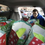 Volunteers delivering holiday cheer to area vets