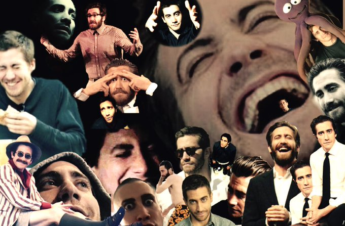 Happy Birthday to the man I stan for years now, King Jake Gyllenhaal