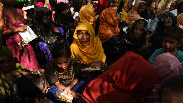 In Rohingya crisis, doing nothing could be a crime