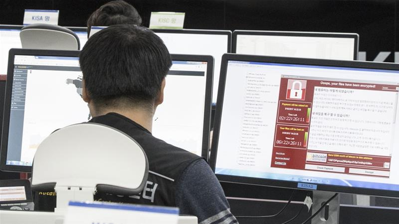 US blames North Korea for massive WannaCry cyberattack