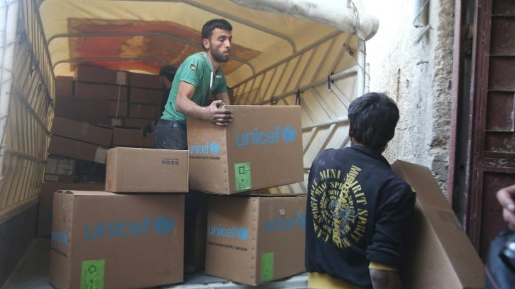 UN to vote on aid deliveries to Syria's rebel areas