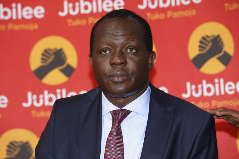 Tuju responds to rumours that he was arrested and detained in Tanzania