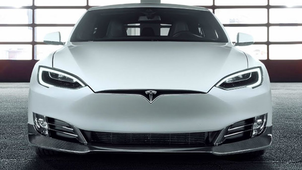 Novitec Tesla Model S – Sporty Elegant Styling - Dauer: 80 Sekunden