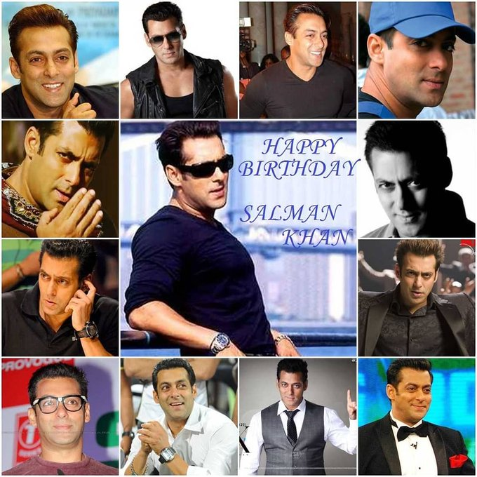 Happy birthday bhaijan khan