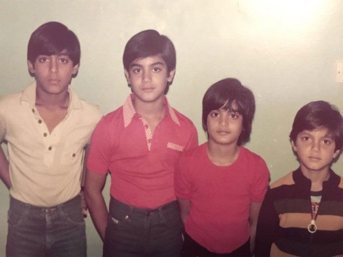 HappY birthday Jaano ke jaan.. 1 & only Salman Khan... God bless you Sir.