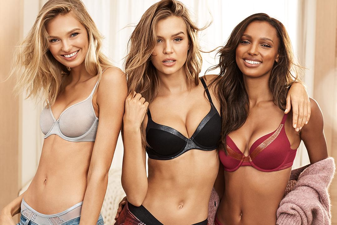 This calls for backup: bras are buy 1, get 1 50% off! Exclusions apply. ???????????????? only. https://t.co/MzhBskzT5d https://t.co/hDSvHEX9kl