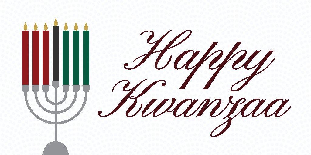 Happy Kwanzaa! https://t.co/0wxUckQMaS https://t.co/V5wzZDem89