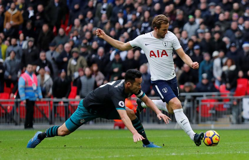 Kane 'proud' to end Messi-Ronaldo duopoly after record-breaking display