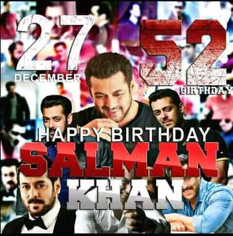 I Wish Happy  Birthday  To You Salman Khan Bhai