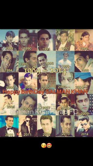 Happy Birthday Salman Khan GBU