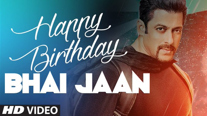 Happy Birthday   SALMAN KHAN   Forever 27!!!