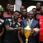Ruto pledges Sh50 million if Stars qualify for 2019 AFCON