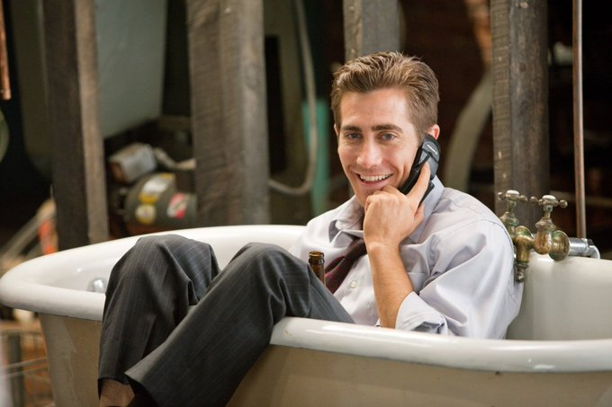 Happy birthday to a marvelous actor of the big screen, Oscar nominee Jake Gyllenhaal!